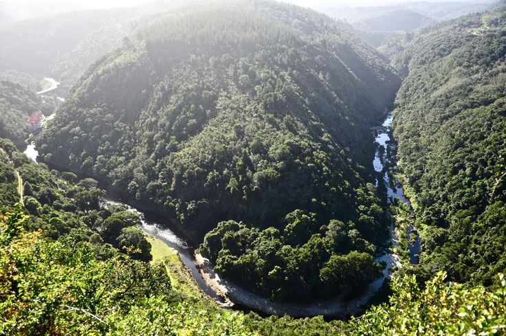 the Kaaimans River and the sweet water Silver River