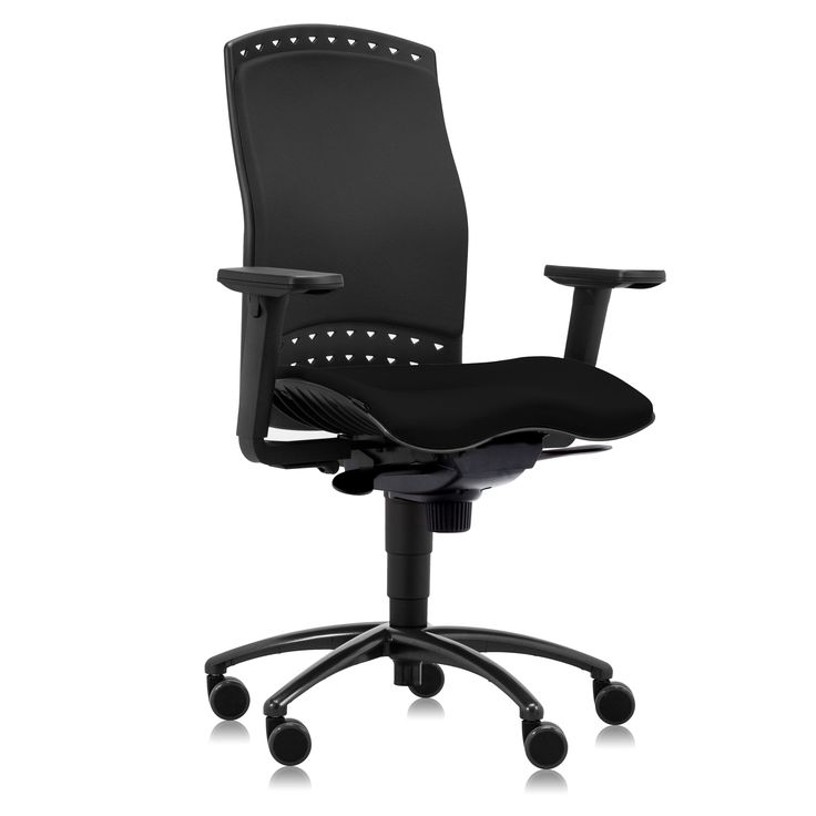 fotel Reality SITAG Formy Siedzenia I black swivel chair