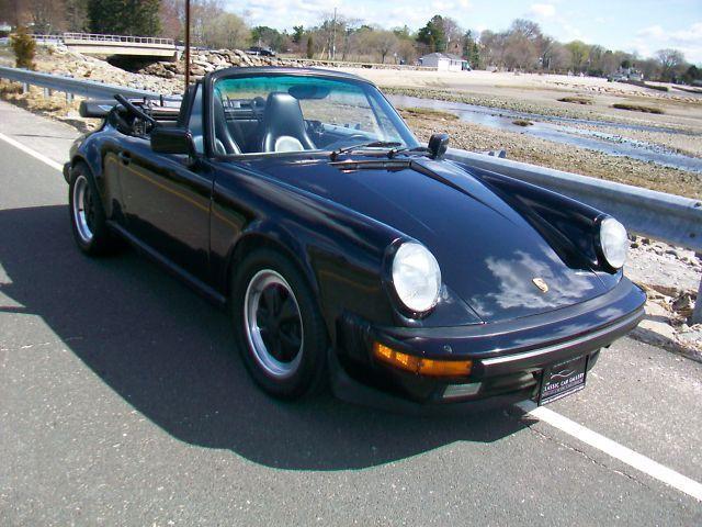 porsche for sale   Calvin Klein's 1985 Porsche 911 for Sale