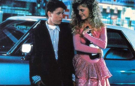 "Heather Graham & Corey Haim in ""License to Drive"""