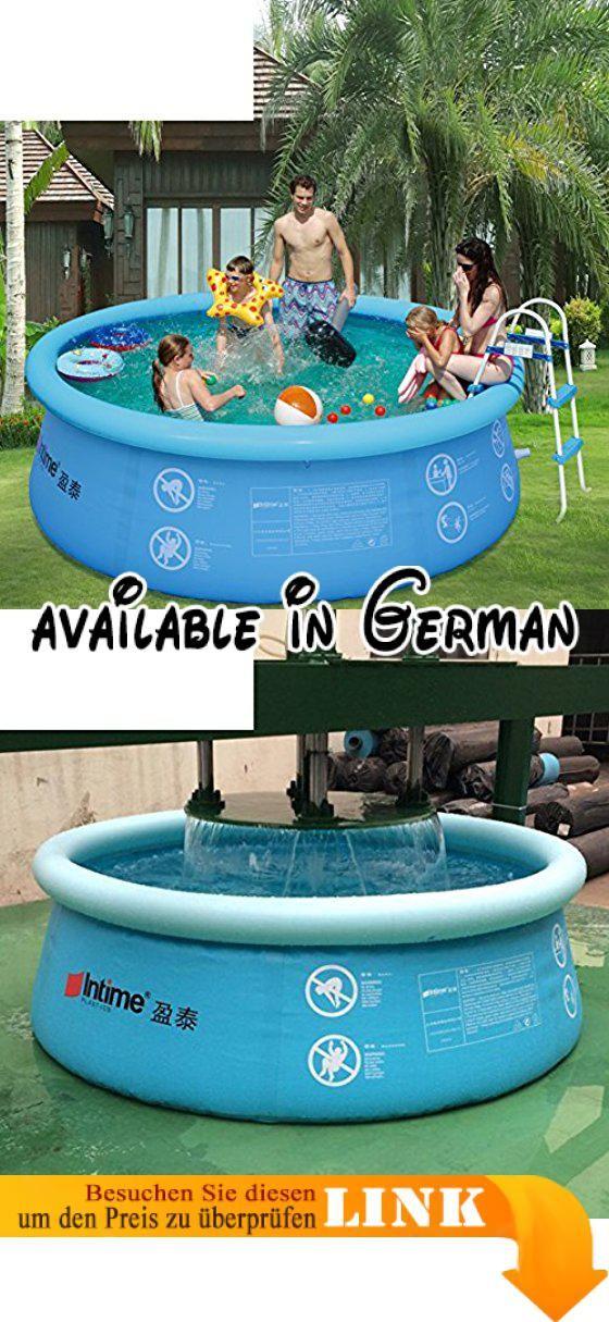 Die besten 25+ Aufblasbarer schwimmbad Ideen auf Pinterest - pool garten aufblasbar