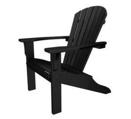 Seashell Adirondack Outdoor Chair