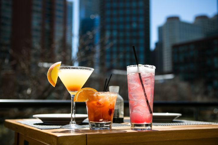 Chicago's 25+ new, coming-soon patios of 2015  Sky's out, thighs out. Sun's out, guns out. And you should be too … outdoors, that is. The weather is finally warming up, and as Chicagoans, it's our right to have as much fun in the sun as possible while it lasts. This season's newest outdoor spaces are upping the ante on dining and drinking alfresco...  http://www.redeyechicago.com/restaurants-bars/redeye-chicago-25-new-coming-patios-of-2015-story.html