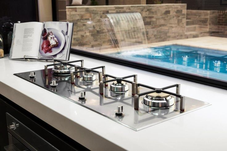 The Curzon by Mayfair Homes in Wright, ACT. Featuring Smeg PX140A Gas Cooktop. For more inspired ideas visit southerninnovations.com.au