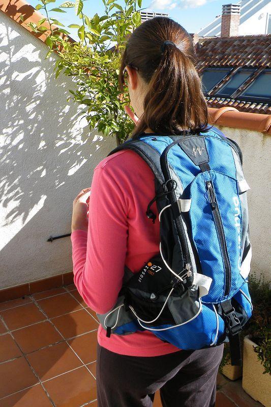 Cómo ajustar una mochila de montaña