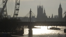 South Bank London: magical.
