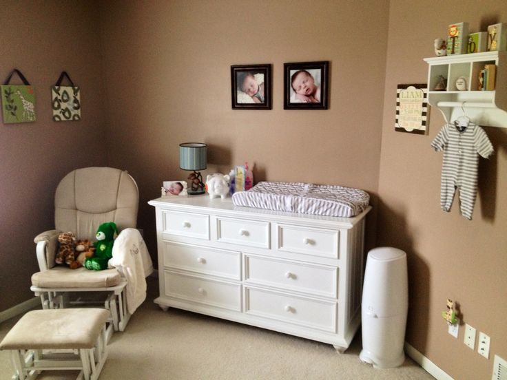 nursery table combo