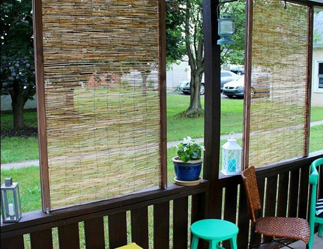1000 ideas about outdoor living patios on pinterest Screens for outdoor areas