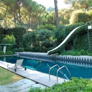 Villa Doney, giardino, piscina, annessi e serra photo n.1
