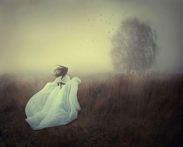 Fantasy Women Portraits Taken in a Fairytale World