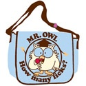 Mr Owl.  Tootsie Roll Pop tote!