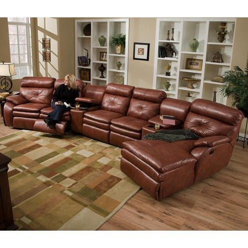 Sofa Tables Sectional Sofa with Chaise and Recliner