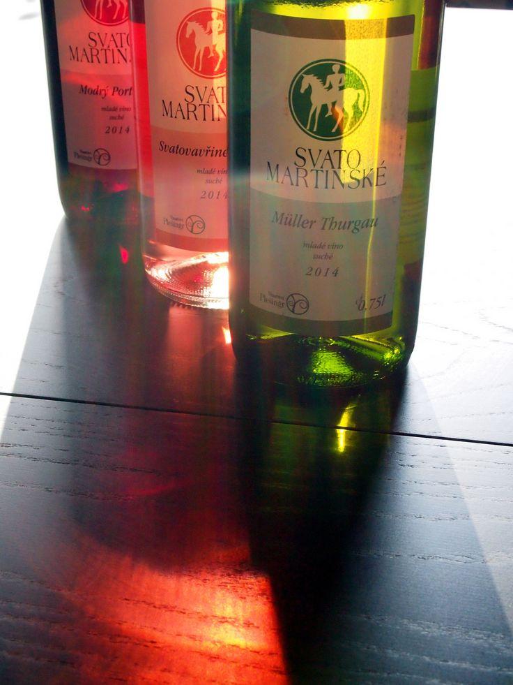 Slunce v každé lahvi