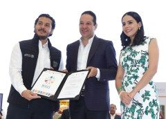 Destina el IMSS más de 1300 millones de pesos para guarderías e infraestructura médica en Querétaro