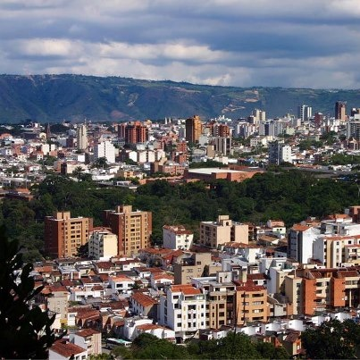 Bucaramanga, a beautiful city