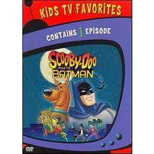 Scooby-Doo Meets Batman DVD  Sale: $6.99 Toys R Us