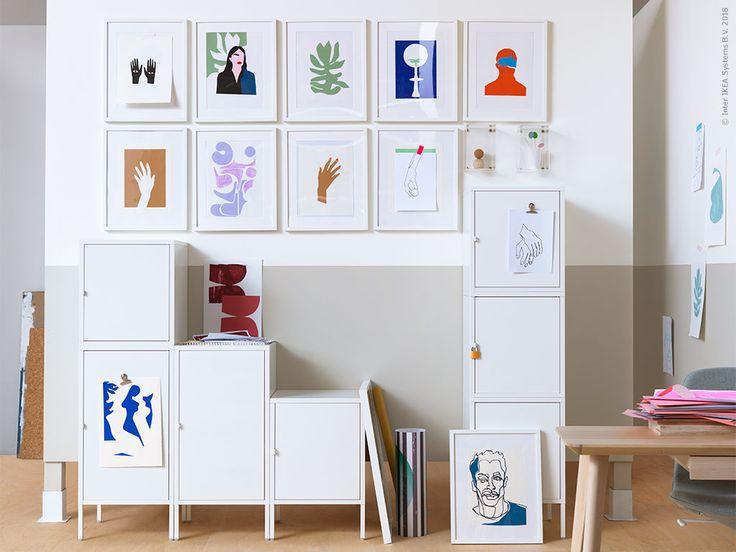 29 best Le bureau IKEA images on Pinterest Desks, Ikea office - ikea kleine küchen