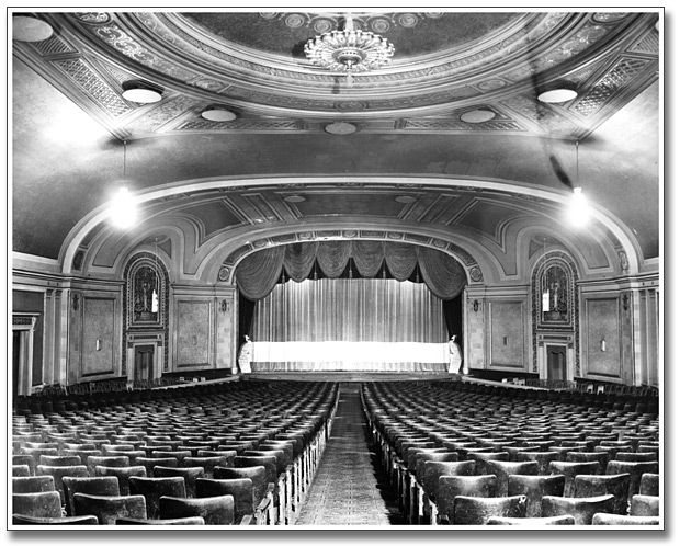 The Capitol Theatre in Windsor was designed by celebrated theatre architect Thomas W. Lamb, and opened in 1920.     At that time, it was known as Loew's Windsor Theatre, and like the other venues in that chain it was a combination house, offering both vaudeville and moving pictures