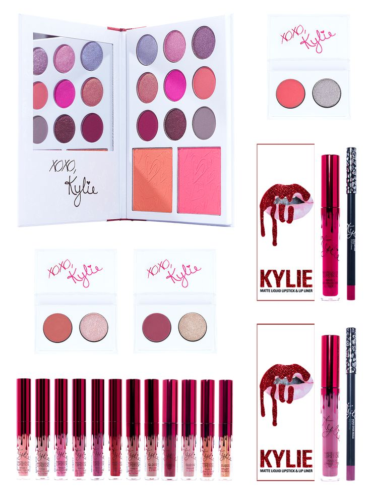 The Valentine's Collection Bundle – Kylie Cosmetics℠ | By Kylie Jenner