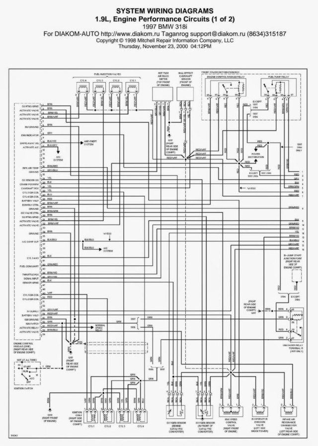 17+ Bmw 328I Wiring Diagram - Wiringde.net | Bmw 328i, Bmw, Diagram | 1998 Bmw 328i Engine Diagram |  | Pinterest