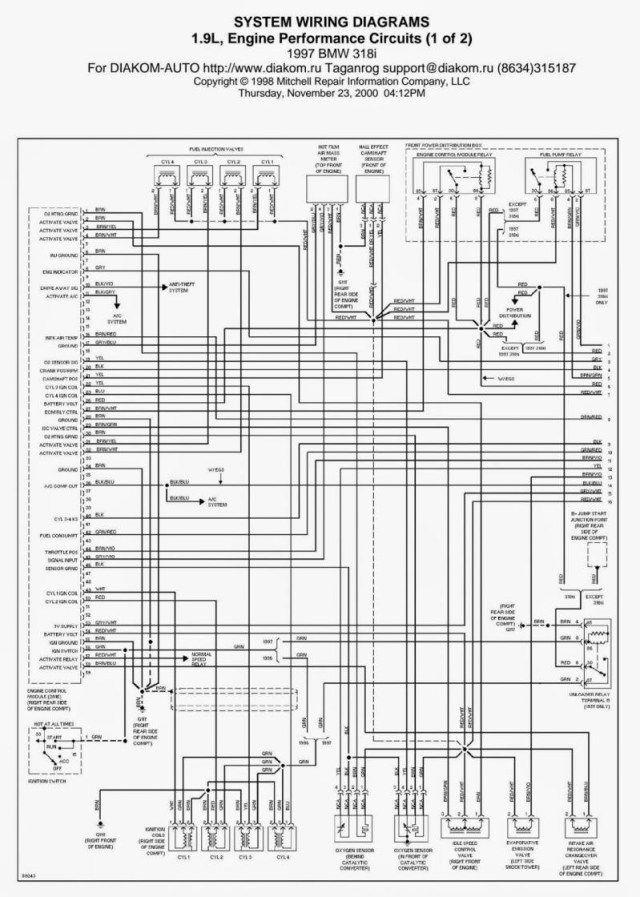 17 Bmw 328i Wiring Diagram Wiringde Net Bmw 328i Bmw Diagram
