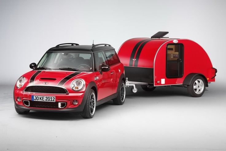MINI Cooper Countryman camping. OMG This is my dream vehicle, right here.