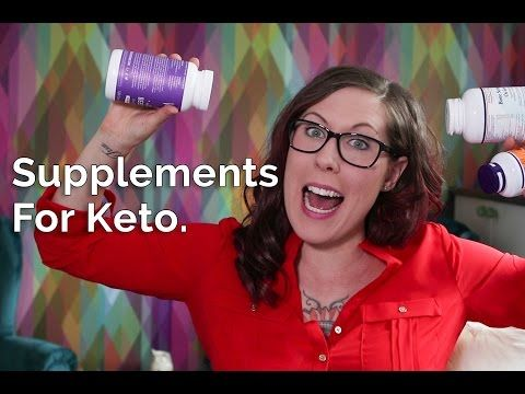 Keto-Supporting Supplements | Healthful Pursuit