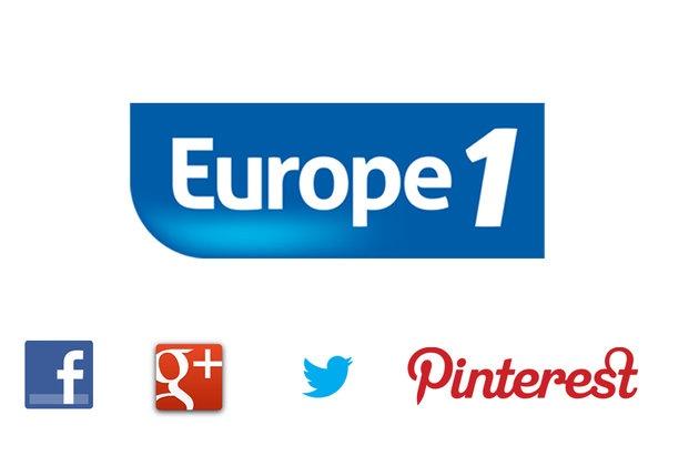Europe 1 sur les réseaux sociaux !: Networks, On, Social Networks, Ma Radios