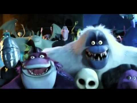 Zing Roof And Zing Song Scenes Hotel Transylvania