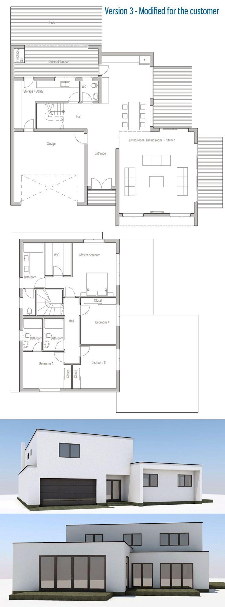 Home Plan / Customer House