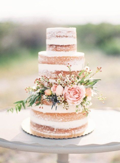 This naked cake is not only beautiful, but also durable. If you are having an…