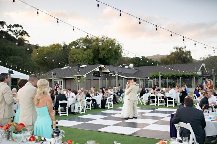 Central Coast Wedding Venue White Daisy Photography Lindsey Marie Events Avila Beach