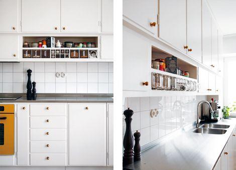 Byggfabriken – modern byggnadsvård: Kök