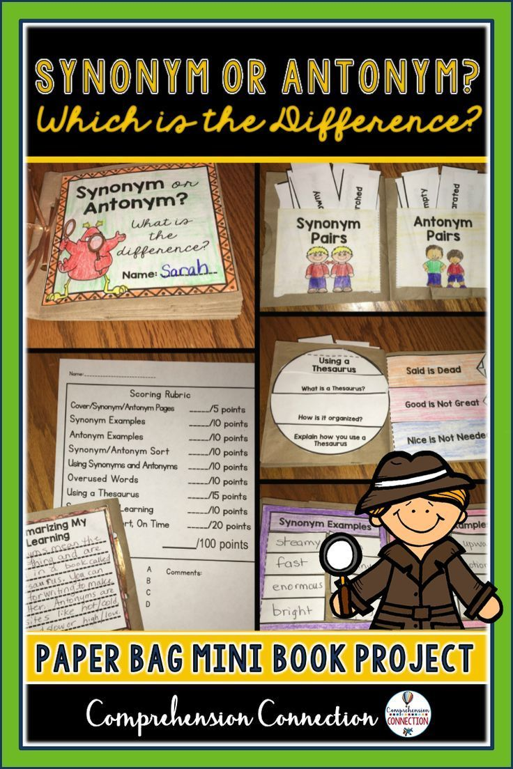 The 25 best Synonyms and antonyms ideas on Pinterest