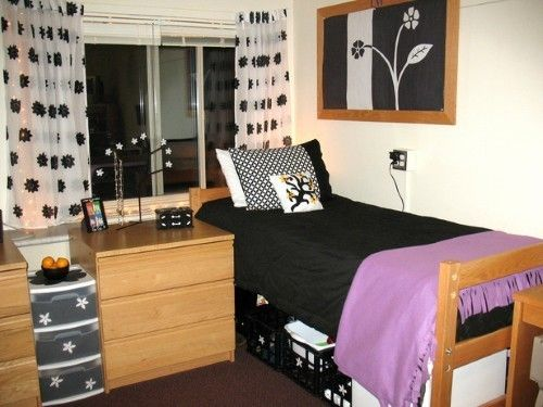 Eye Candy GreatLooking and REAL Dorm Rooms ~ 213930_Real Simple Dorm Room Ideas
