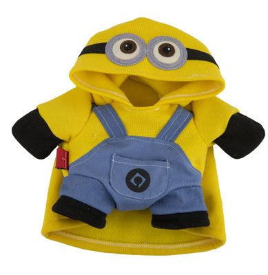 Funny Little Minions Clothes for dogs
