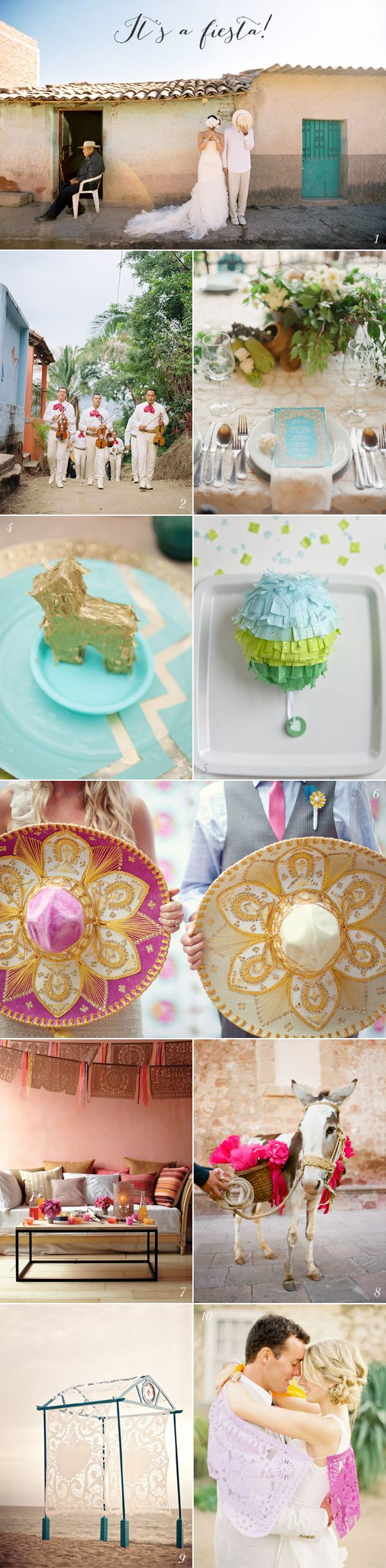 Cinco de Mayo Wedding Inspiration