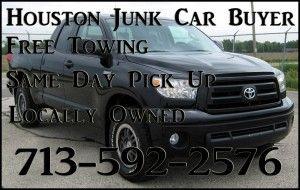 Junk Car Removal Service in the Metropolitan Areas - http://houston-junk-car-buyer.com/junk-car-removal-service/