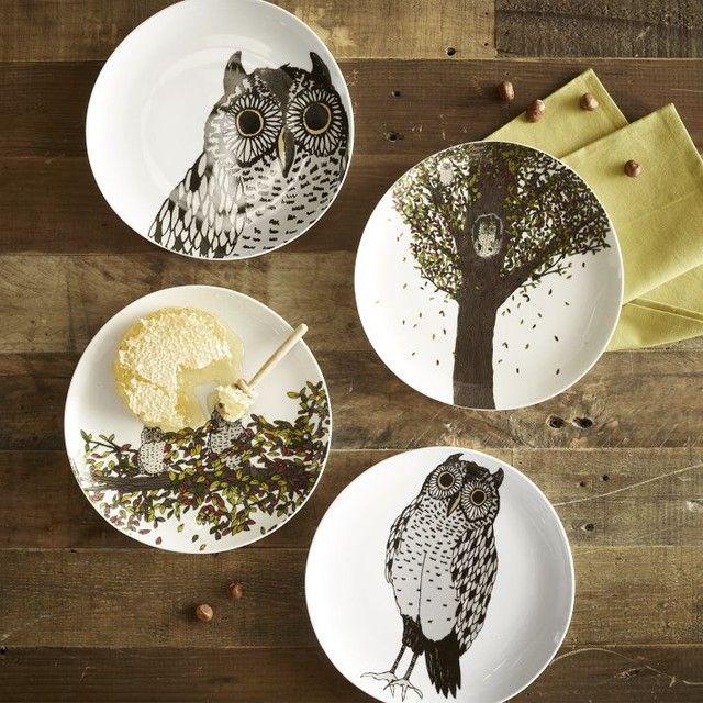 Owl like dessert please.....