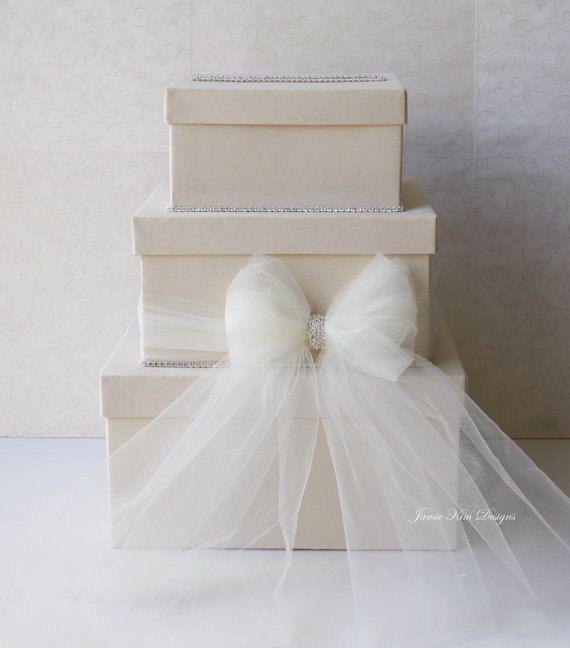 17 Best ideas about Wedding Boxes – Modern Wedding Card Box