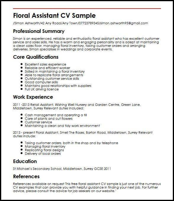 Awesome Work Experience Cv Template Ideas Cv Template Job Centre