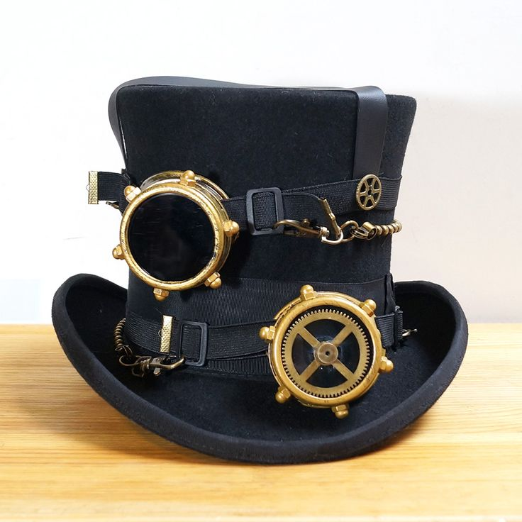 Exceptionnel Best 25+ Steampunk top hat ideas on Pinterest | Steampunk costume  TC07