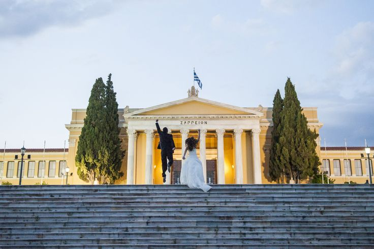 Athens, Greece is a beautiful place for destination weddings. Start planning your wedding in Athens, Greece, a place with stunning history... http://www.weddingingreece.com