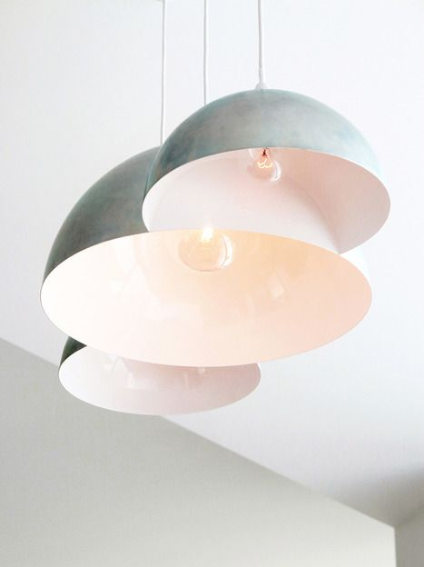 Cloud Pendant Light by Clark Bardsley