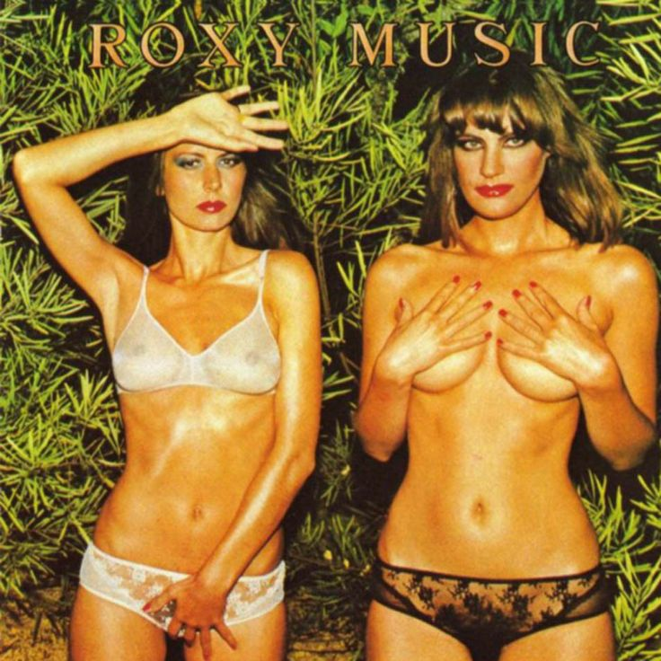 Roxy Music: Country Life #cover #album