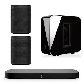 Vic-Mig Daily Offers Migmaging: Sonos 5.1 PLAYBASE Home Theater System