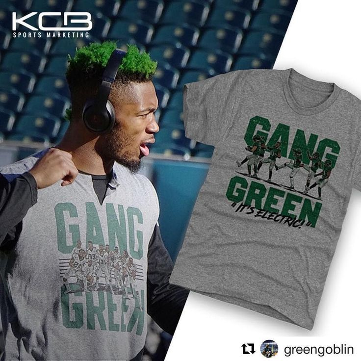 Check out how you can get a hold and grab these Jalen Mills and the GangGreen tee designs I've created and designed. GangGreen Fam Pic and the GangGreen Celebration dance now available exclusively at @greengoblin 's IG BIO! Was so stoked designing these!!!  - - -  #Repost @greengoblin (@get_repost)  Check out www.kcbsports.com to get your OFFICIAL Gang Green shirts in mens womens and kids sizes!! The wait is finally over!! Get yours today!! LINK IN BIO!!! #FlyEaglesFly #GangGreen #Phila…