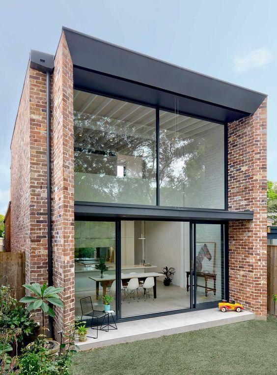 Fachadas modernas fachadas modernas con piedra fachadas for Fachadas de casas clasicas modernas