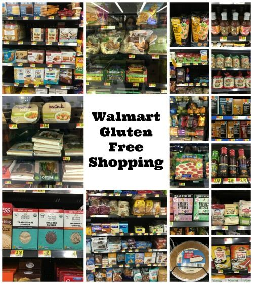 gluten free food list pdf