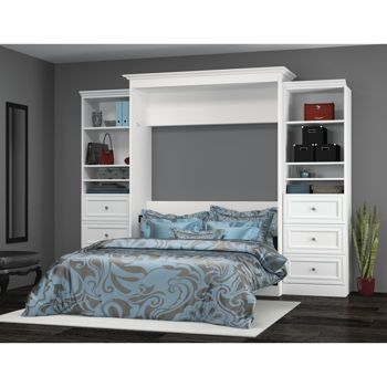Costco Bestar Queen Wall Bed With Two 25 Diy House